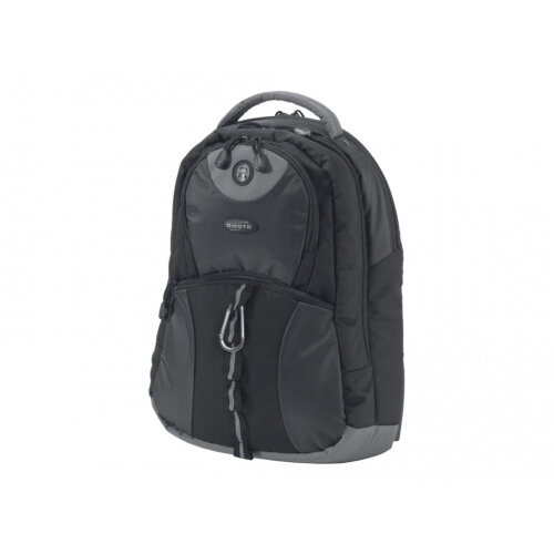 """Dicota BacPac Style Laptop Bag 15.6"""" - Notebook carrying backpack - 15.4"""" - black"""