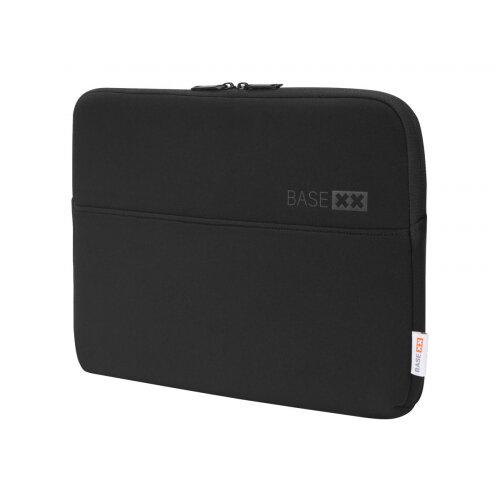 "DICOTA BASE XX Laptop Sleeve 13.3"" - Notebook sleeve - 13.3"" - black"