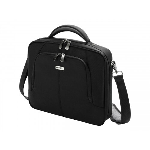 """Dicota MultiCompact Laptop Bag 15.6"""" - Notebook carrying case - 15.6"""" - black"""