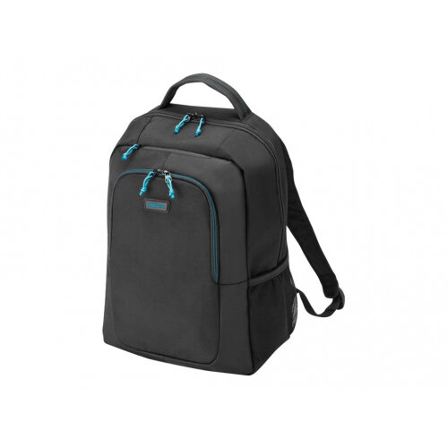 DICOTA Spin Backpack - Notebook carrying backpack. Ideal for Carrying Laptops, Notebooks &More! Contains Headphone Outlet So You Can Listen To Music On The Go!