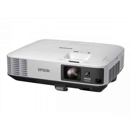 Epson EB-2165W - 3LCD Multimedia Projector - 5500 lumens (white) - 5500 lumens (colour) - WXGA (1280 x 800) - 16:10 - 720p - 802.11b/g/n wireless / LAN / Miracast