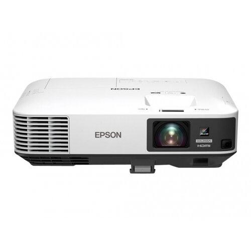 Epson EB-2250U - LCD Multimedia Projector - 5000 lumens (white) - 5000 lumens (colour) - WUXGA (1920 x 1200) - 16:10 - 1080p - LAN