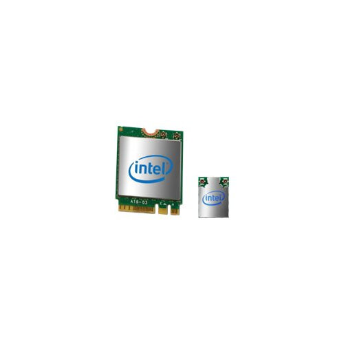 Intel Dual Band Wireless-AC 7265 - Network adapter - M.2 Card - 802.11b, 802.11a, 802.11g, 802.11n, 802.11ac, Bluetooth 4.0 LE