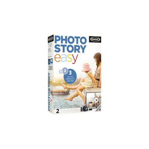 MAGIX Photostory easy - (v. 2) - licence - 1 user - Download - ESD - Win - English