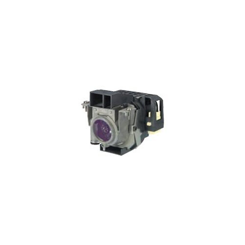 NEC NP02LP - Projector lamp - 2000 hour(s) (standard mode) / 3000 hour(s) (economic mode) - for NEC NP40, NP40G, NP50, NP50G; ViewLight NP40J, NP50J