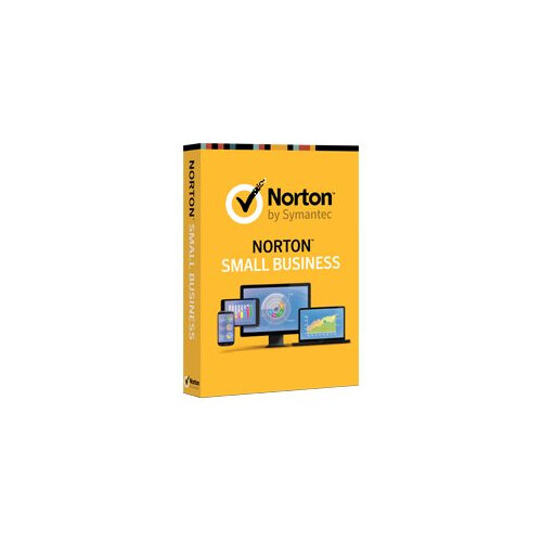 Norton Small Business - Subscription licence (1 year) - up to 5 devices - Download - ESD - Win, Mac, Android, iOS