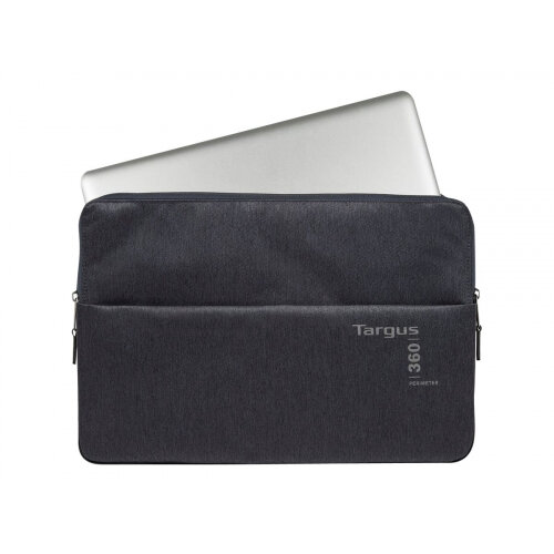 "Targus 360 Perimeter Sleeve - Notebook sleeve - 15.6"" - grey"