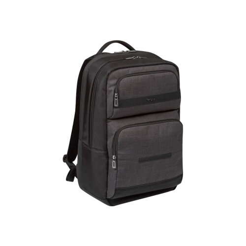 "Targus CitySmart Advanced Laptop Backpack - Notebook carrying backpack - 12.5"" - 15.6"" - grey, black"