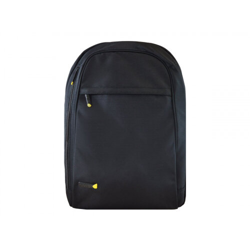 "techair - Notebook carrying backpack - 17.3"" - black"