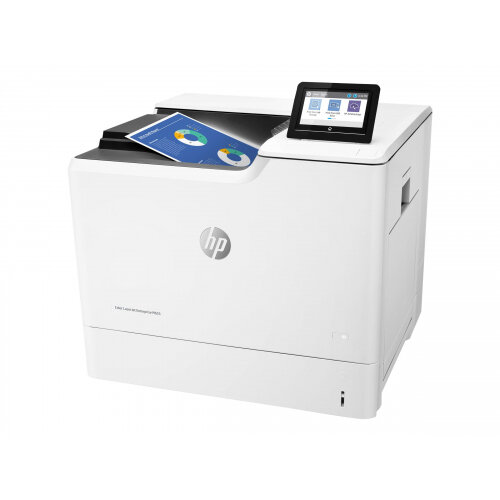 HP Color LaserJet Enterprise M653dn - Printer - colour - Duplex - laser - A4/Legal - 1200 x 1200 dpi - up to 56 ppm (mono) / up to 56 ppm (colour) - capacity: 650 sheets - USB 2.0, Gigabit LAN, USB 2.0 host