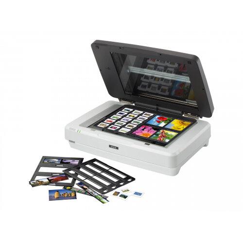 Epson Expression 12000XL Pro - Flatbed scanner - A3 - 2400 dpi x 4800 dpi - USB 2.0