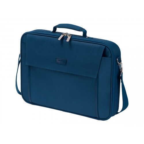 "DICOTA Multi BASE Laptop Bag 17.3"" - Notebook carrying case - 17.3"" - blue"