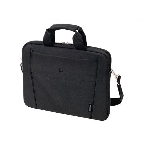 "Dicota Slim Case BASE - Notebook carrying case - Laptop Bag - 15"" - 15.6"" - black"