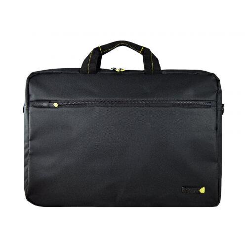 "techair - Notebook carrying shoulder bag -  Laptop Bag 15.6"" - black"