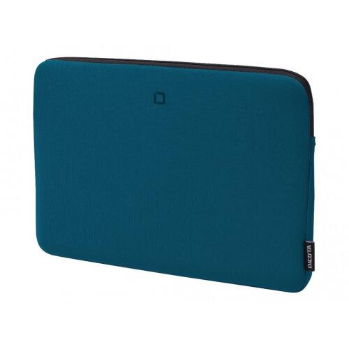 "Dicota Skin BASE - Notebook sleeve - 13"" - 14.1"" - blue"