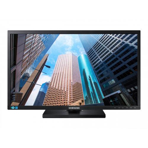 "Samsung SE450 Series S22E450F - LED Computer Monitor - 22"" (21.5"" viewable) - 1920 x 1080 Full HD (1080p) - TN - 250 cd/m² - 5 ms - HDMI, DVI, VGA - black"