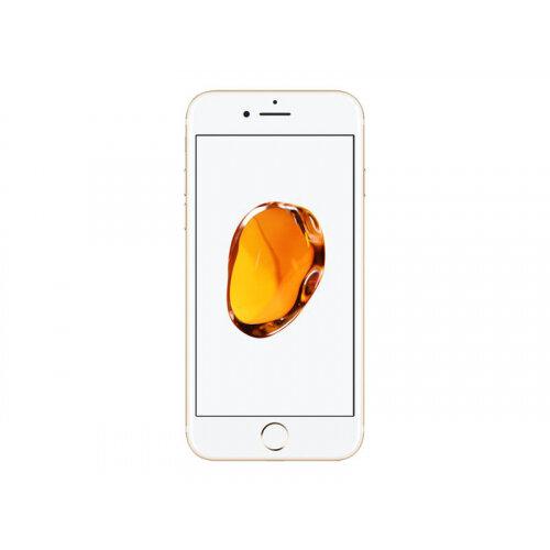 "Apple iPhone 7 - Smartphone - 4G LTE Advanced - 128 GB - GSM - 4.7"" - 1334 x 750 pixels (326 ppi) - Retina HD - 12 MP (7 MP front camera) - gold"