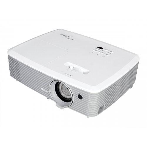 Optoma X400 - DLP Multimedia Projector - portable - 3D - 4000 ANSI lumens - XGA (1024 x 768) - 4:3