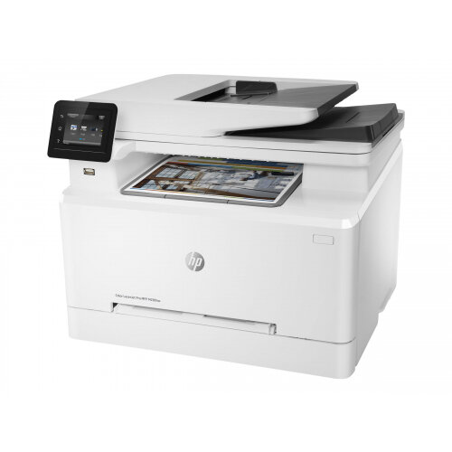 HP Color LaserJet Pro MFP M280nw - Multifunction printer - colour - laser - Legal (216 x 356 mm) (original) - A4/Legal (media) - up to 21 ppm (copying) - up to 21 ppm (printing) - 250 sheets - USB 2.0, Gigabit LAN, Wi-Fi(n), USB host