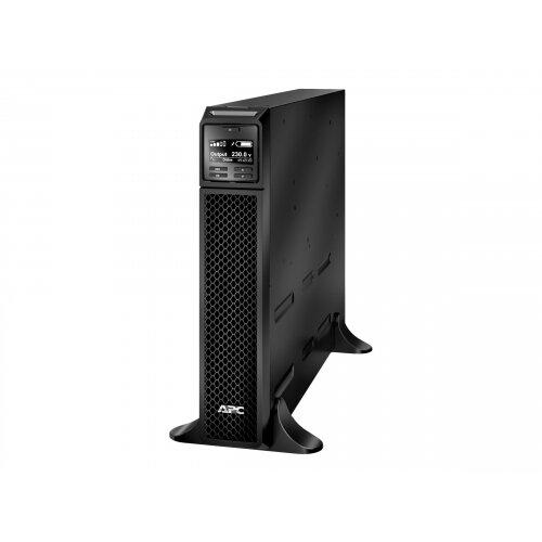 APC Smart-UPS SRT 3000VA - UPS - AC 230 V - 2700 Watt - 3000 VA - RS-232, USB - output connectors: 10