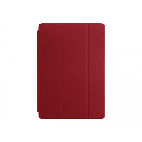 Apple Smart (PRODUCT) RED - Flip cover for tablet - leather - red - for 10.5-inch iPad Pro