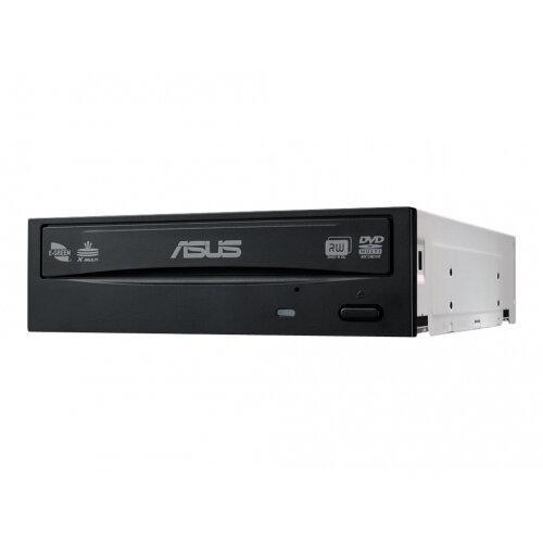 "ASUS DRW-24D5MT - Disk drive - DVD±RW (±R DL) / DVD-RAM - 24x24x5x - Serial ATA - internal - 5.25"" - black"