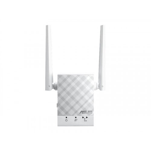 ASUS RP-AC51 - Wi-Fi range extender - Wi-Fi - Dual Band - in wall