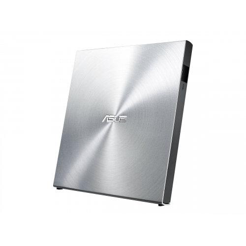 ASUS SDRW-08U5S-U - Disk drive - DVD±RW (±R DL) / DVD-RAM - 8x/8x/5x - USB 2.0 - external - silver