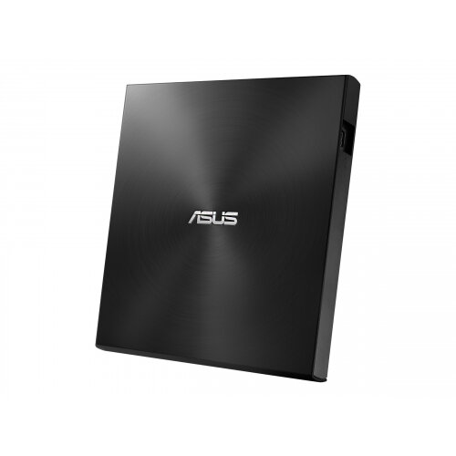 ASUS ZenDrive U7M SDRW-08U7M-U - Disk drive - DVD±RW (±R DL) / DVD-RAM - 8x/8x/5x - USB 2.0 - external - black