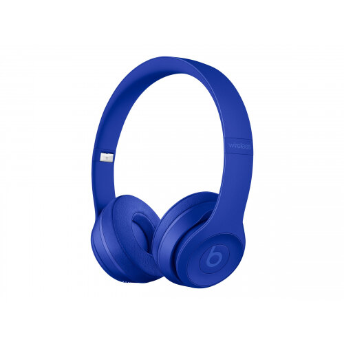 Beats Solo3 - Neighborhood Collection - headphones with mic - on-ear - Bluetooth - wireless - noise isolating - break blue - for 10.5-inch iPad Pro; 12.9-inch iPad Pro; 9.7-inch iPad; 9.7-inch iPad Pro; iPhone 6s, 7, SE