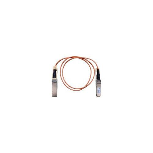Cisco - Network cable - QSFP+ to QSFP+ - 7 m - fibre optic - SFF-8436 - active - beige - for Nexus 3064-32T, 3064-T, 3064-X