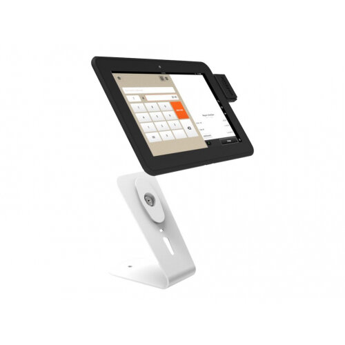 Compulocks HoverTab - Universal Tablet Security Stand - Stand for mobile phone / tablet - lockable - steel - white