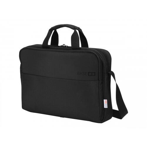 "DICOTA BASE XX TopTraveler Laptop Bag 15.6"" - Notebook carrying case - 15.6"" - black"