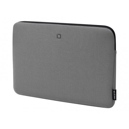 "Dicota Skin BASE - Notebook sleeve - 13"" - 14.1"" - grey"