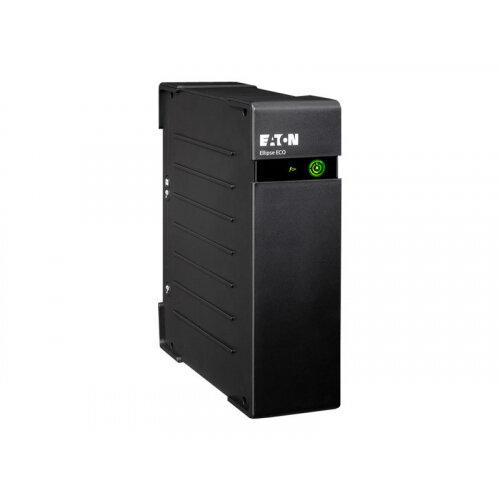 "Eaton Ellipse ECO 1200 USB IEC - UPS (rack-mountable / external) - AC 230 V - 750 Watt - 1200 VA - USB - output connectors: 8 - 2U - 19"""