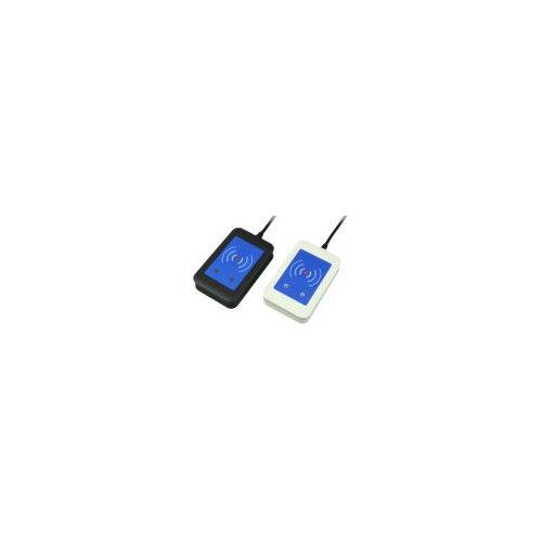 Elatec TWN4 Mifare NFC - NFC / RFID reader - USB - 125 KHz / 134.2 KHz / 13.65 MHz - white - for Phaser 3330; VersaLink B605, B615, C7020/C7025/C7030; WorkCentre 36XX, 53XX, 66XX, 72XX