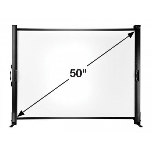Epson ELP-SC32 - Projection screen - 50 in (127 cm) - for Epson EB-945, 965, 98, S04, S27, S31, U04, U32, W04, W110, W28, W29, W31, W32, X27, X31