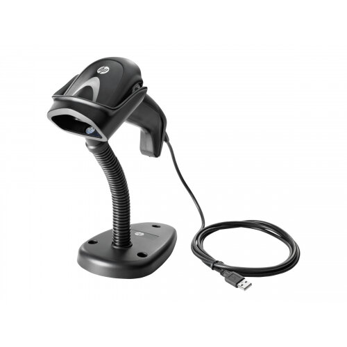 HP Imaging Barcode Scanner - Barcode scanner - handheld - decoded - USB 2.0