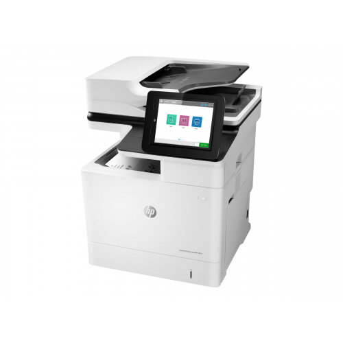 HP LaserJet Enterprise MFP M631dn - Multifunction printer - B/W - laser - 216 x 863 mm (original) - A4/Legal (media) - up to 52 ppm (copying) - up to 52 ppm (printing) - 650 sheets - USB 2.0, Gigabit LAN, USB 2.0 host
