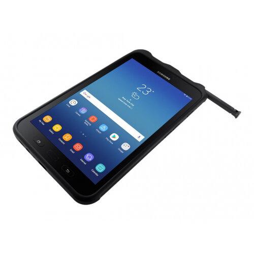 "Samsung Galaxy Tab Active 2 - Tablet - Android 7.1 (Nougat) - 16 GB - 8"" TFT (1280 x 800) - microSD slot - 4G - LTE - black"