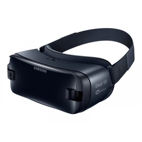 Samsung Gear VR - SM-R325 - virtual reality headset - orchid grey - for Galaxy Note8, S6, S6 edge, S6 edge+, S7, S7 edge, S8, S8+