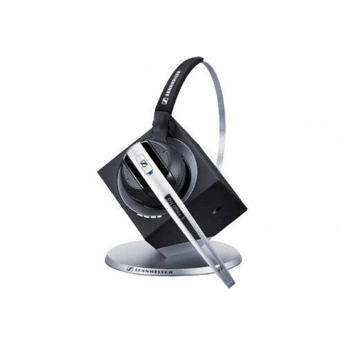 Sennheiser DW Office USB ML - Headset - convertible - DECT CAT-iq - wireless