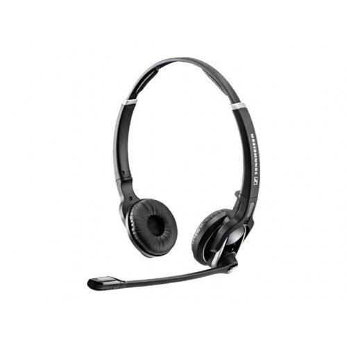 Sennheiser DW Single headset of DW 30 - Headset - on-ear - DECT CAT-iq - wireless