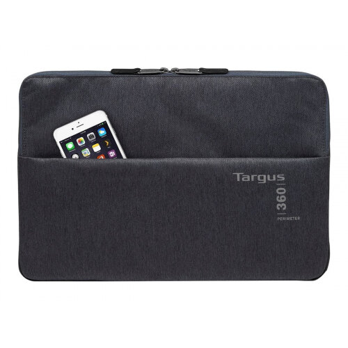 "Targus 360 Perimeter Sleeve - Notebook sleeve - 13.3"" - ebony"