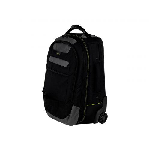 "Targus CityGear 15.6"" Laptop Vertical Roller - Notebook carrying case - 15.6"" - grey, black"