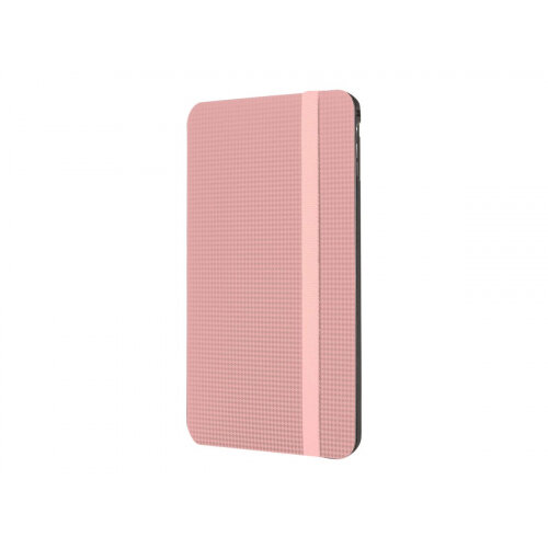 Targus Click-In Multi Gen - Flip cover for tablet - rose gold - for Apple 9.7-inch iPad; 9.7-inch iPad Pro; iPad Air; iPad Air 2