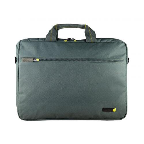 "techair - Notebook carrying shoulder bag -  Laptop Bag 17.3"" - grey"