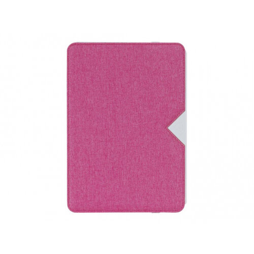 Tech air Universal Eazy Stand - Flip cover for tablet - textured polyester - pink