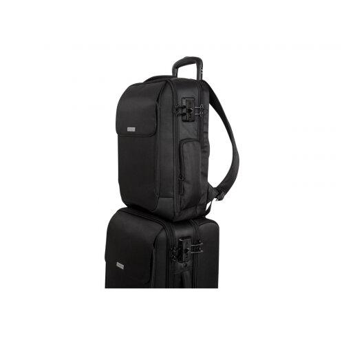 """Kensington SecureTrek - Notebook carrying backpack - 15.6"""" - black"""