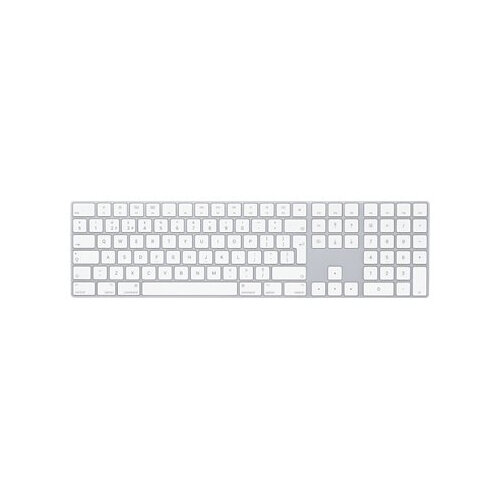 Apple Magic Keyboard with Numeric Keypad - Keyboard - Bluetooth - English - US